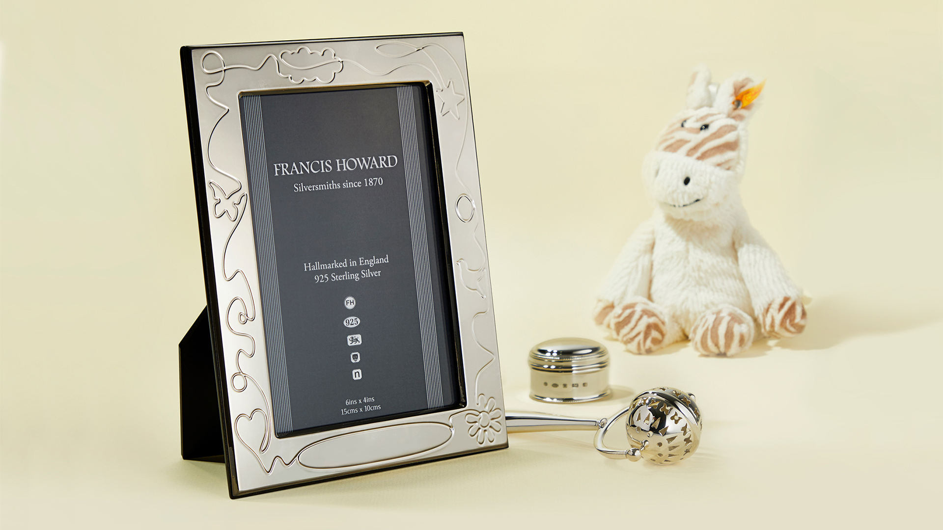 Francis Howard | Silver Gifts for Children