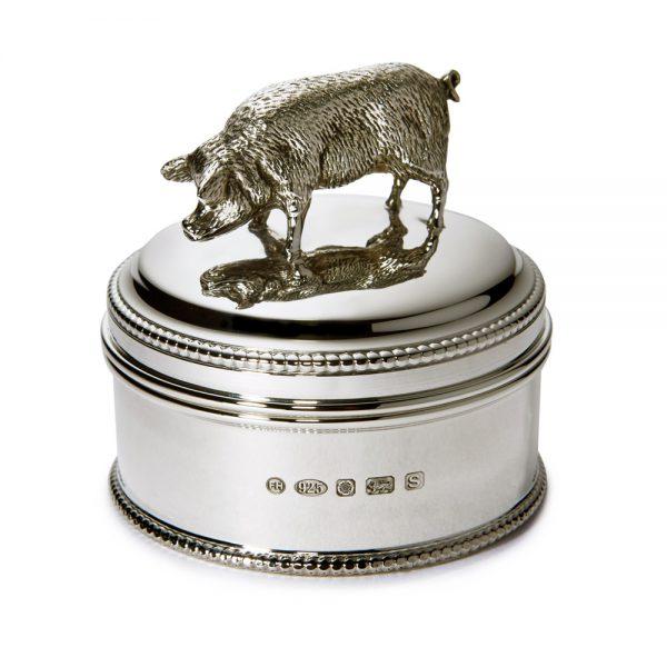 Silver Pig Box