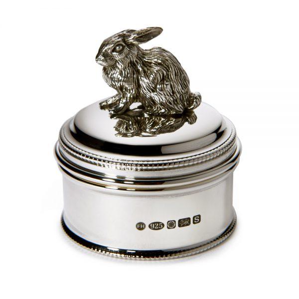 Silver Rabbit Box