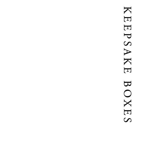 Keepsake Boxes | Francis Howard