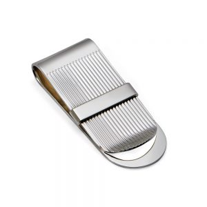 Stripe Money Clip 1