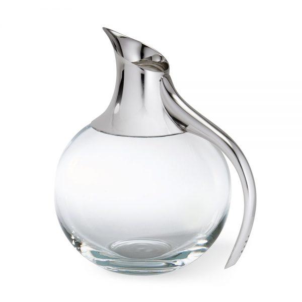Silver Bubble Jug D108