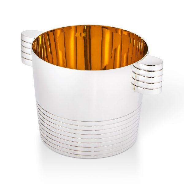 Art Deco Ice Bucket 1 D315