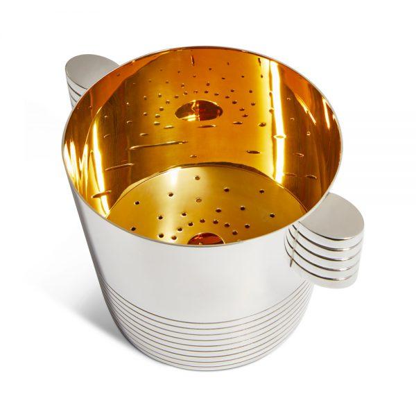 Art Deco Ice Bucket 2 D315