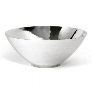 Hammered bowl - T196
