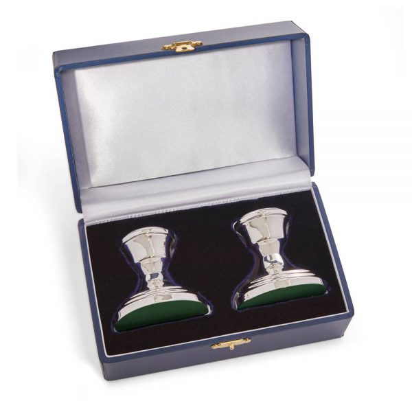 Candlesticks in box - 100SS
