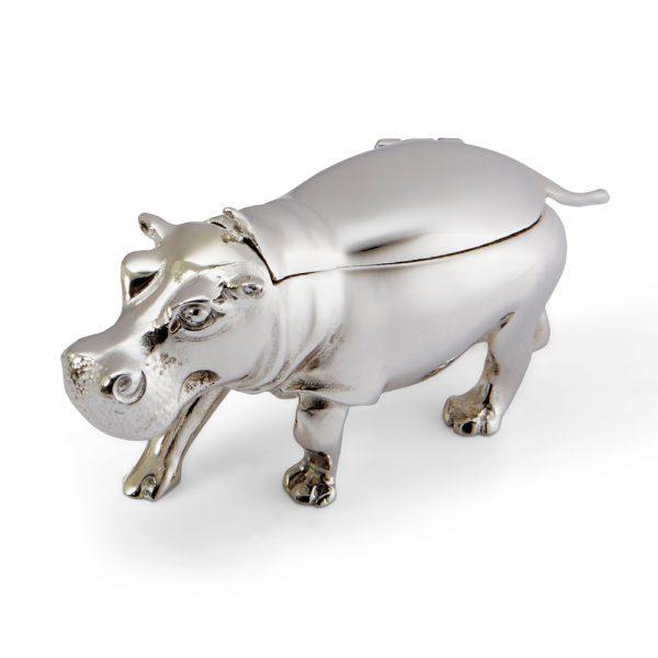 M228 Silver Hippo Bonboniere