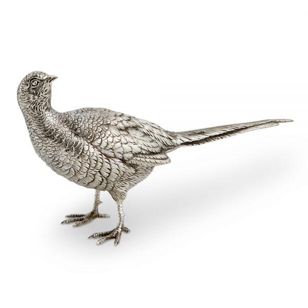 Med Hen Pheasant