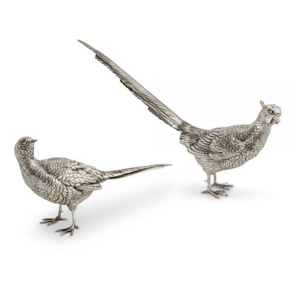 Medium pair of Pheasants M210