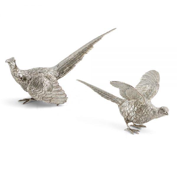 Medium pair of Pheasants M233
