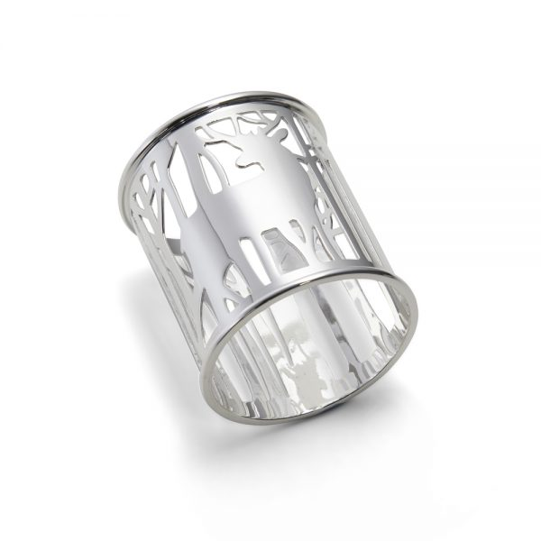 Stag napkin ring T201